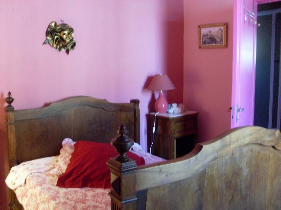 "Maison sans Frontiere : Das Zimmer ""Venice"""