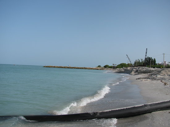 Sanibel Island, FL: Blind Pass 7-11-09