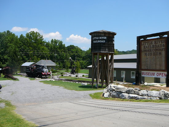 ‪The Little River Railroad and Lumber Company Museum‬