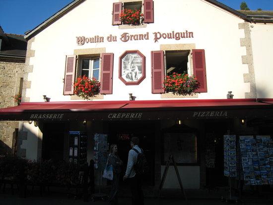 Restaurant Le Moulin Du Grand Poulguin