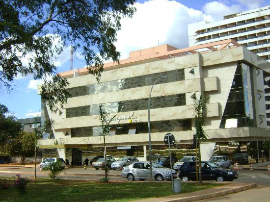Brasilia Imperial Hotel e Eventos: Vista