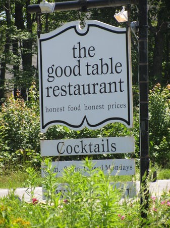 The Good Table Restaurant