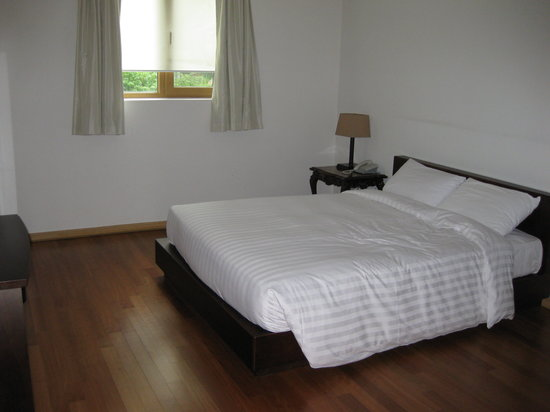 Han Suites Serviced Residences: Bedroom