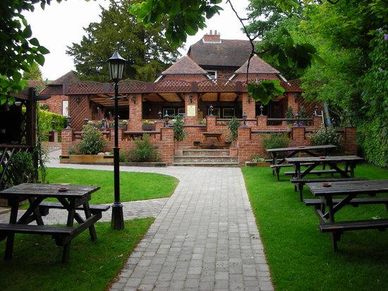The Black Horse Inn Restaurant, Thurnham - Restaurant ...