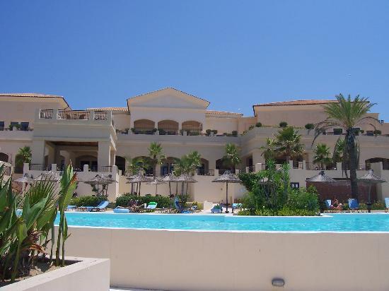 Grecotel Olympia Oasis & Aqua Park: Big resting pool