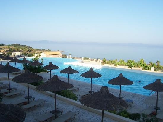 Grecotel Olympia Oasis & Aqua Park: Resting pool