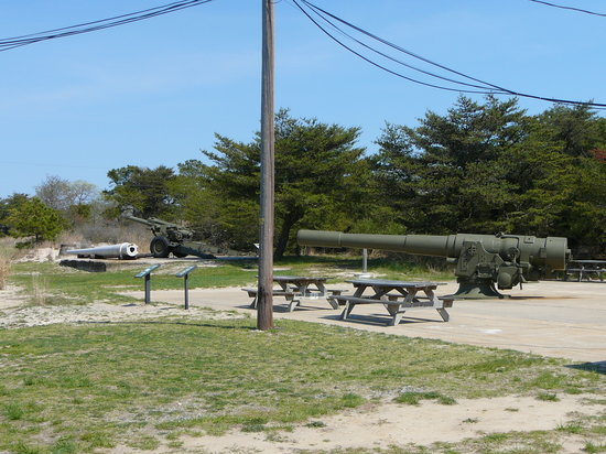 ‪Fort Miles Historic Area at Cape Henlopen State Park‬