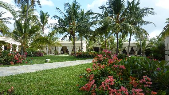 Baraza Resort & Spa: exteriores