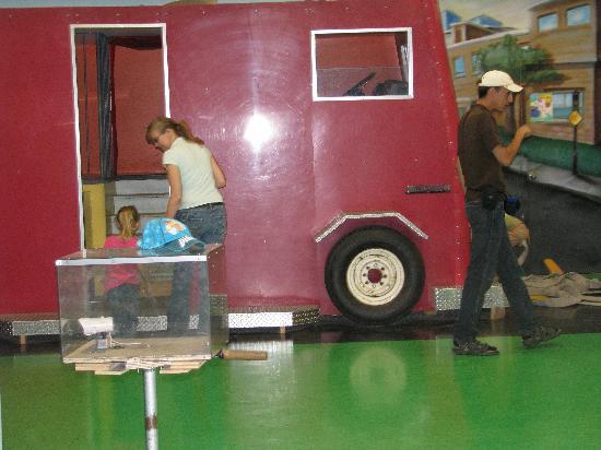 Musee Pour Enfants: Firetruck