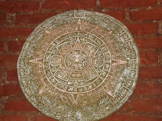 El Mexicano: Detalle de decoracion