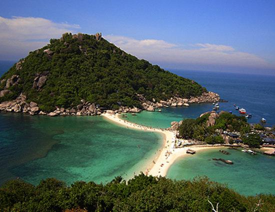 Κο Σαμούι, Ταϊλάνδη: Nangyuan Island