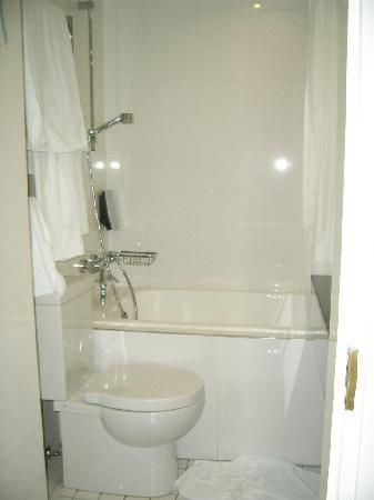 Solo Sokos Hotel Torni: La salle de bain