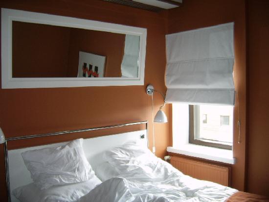 Solo Sokos Hotel Torni: Le lit