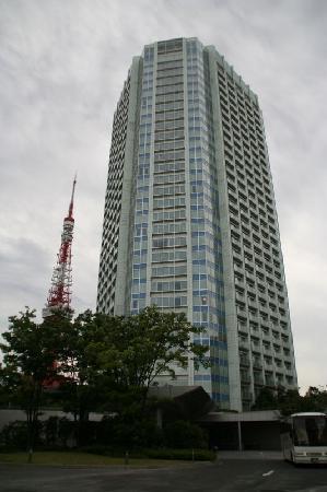 โรงแรมเดอะปรินท์ พาร์ค โตเกียว: Le Prince Park Tower Tokyo Hotel