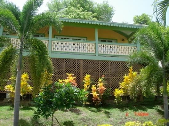 Bel Air Plantation Resort: Our 2 bedroom villa for our stay