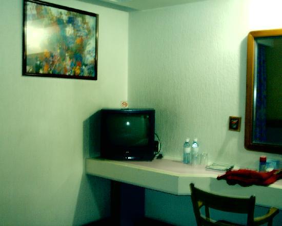 Hotel El Salvador: Habitación