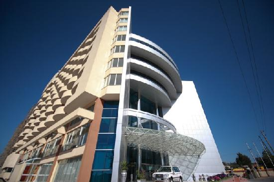 Hotel Intercontinental Addis: Exterior view