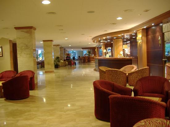 Las Vegas Hotel: Hotel Lobby