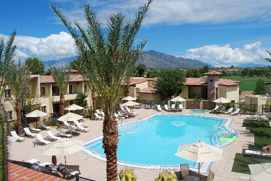 Omni tucson national resort picture of omni tucson for Tucson lodging cabins