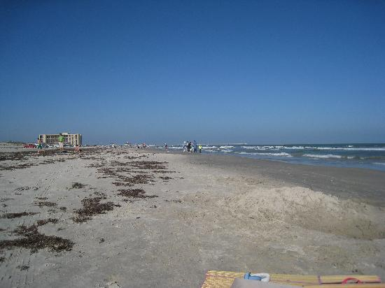 Holiday Inn Express Hotel & Suites Port Aransas / Beach Area: Beach near HI