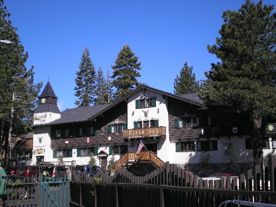 Alpenhof Lodge Front