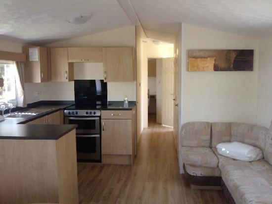 Inside Caravan 1 Picture Of Parkdean Resorts Vauxhall