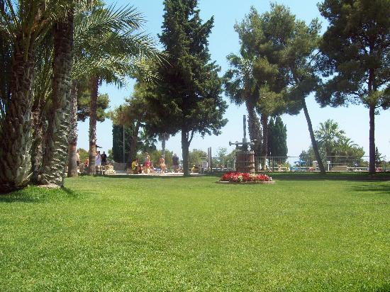 Vilanova Park: camp