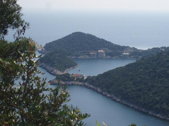 Lastovo Island, Kroatien: Zaklopatica bay