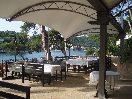 Lastovo Island, Croatie : Konoba Malo Lago restaurant