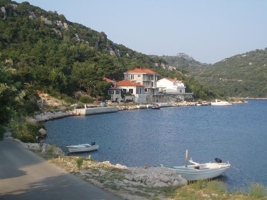 Lastovo Island, Kroatien: Prehodiste