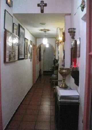 Apartamentos Venecia: Main building