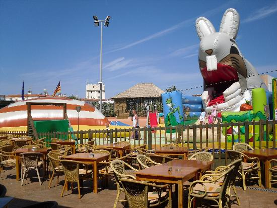 Talayot: inflatables