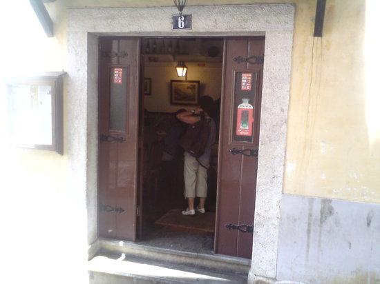 La Porte DEntre  Picture Of Tulhas Bar  Restaurante Sintra