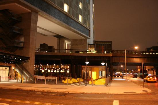 The Standard Hotel New York City