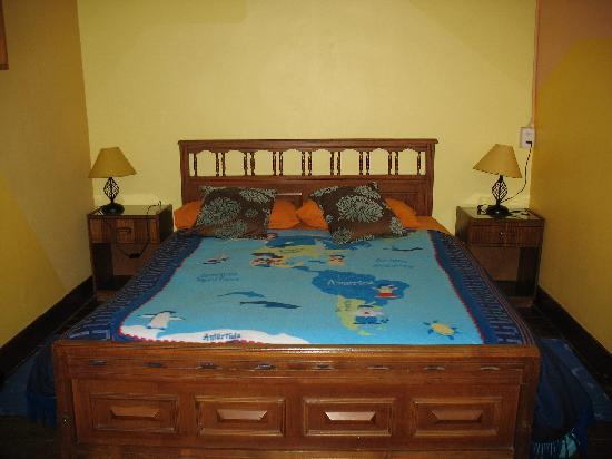 Hostal NuevaMente : Double room - lovely