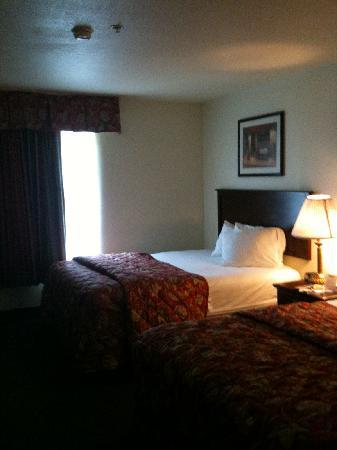 Hawthorn Suites by Wyndham Charleston : bedroom