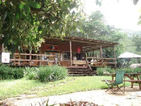 Lidwala Backpacker Lodge: backpackers main house