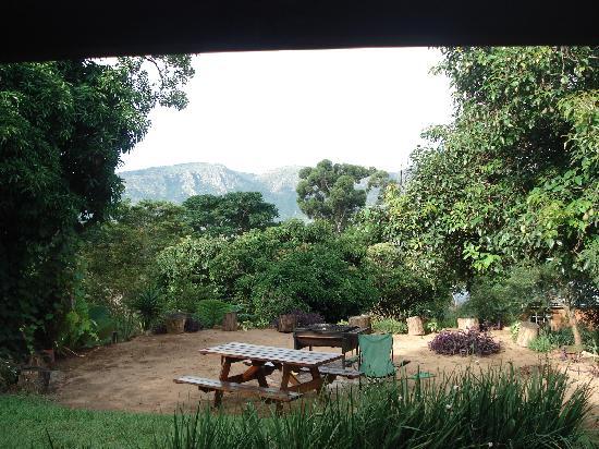 Lidwala Backpacker Lodge: view