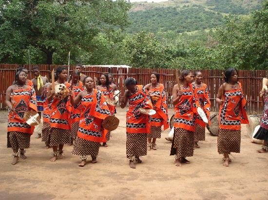 Lidwala Backpacker Lodge: cultural village