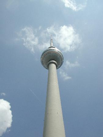 AZIMUT Hotel Kurfuerstendamm Berlin : Fernsehturm