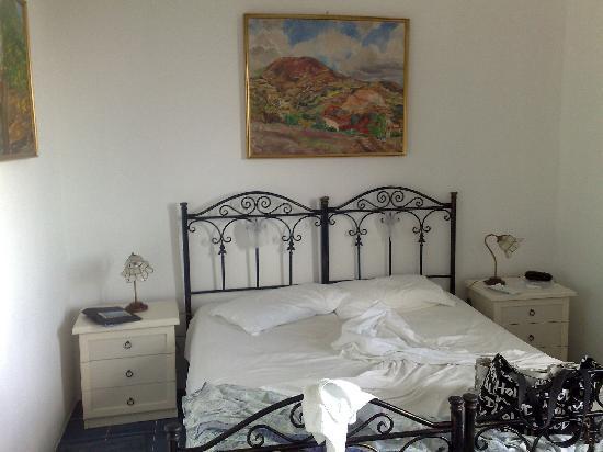 Villa Diana: la stanza 18