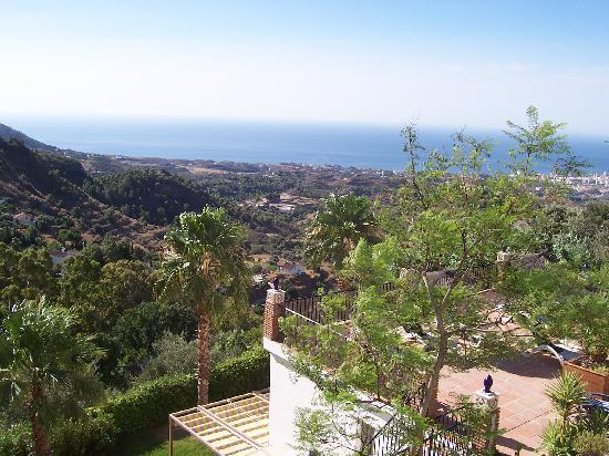 Mijascasa Villa La Jamisa: View fron the Sun Suite