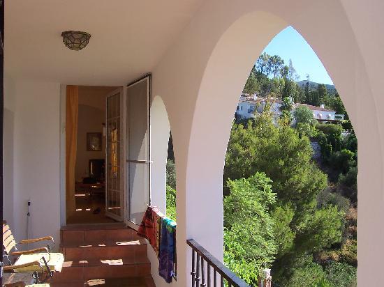 Mijascasa Villa La Jamisa : Shared Balcony