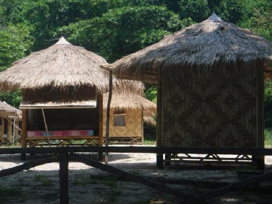 Ko Kradan, Thaïlande : questi i bungalow senza bagno
