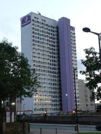 Hotels Manchester City Centre Premier Inn