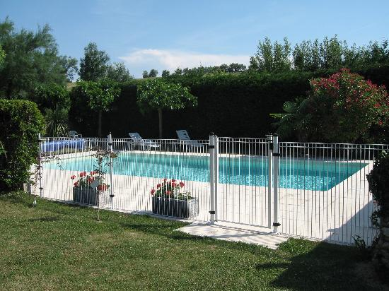 Domaine La Castagne : Swimming pool.