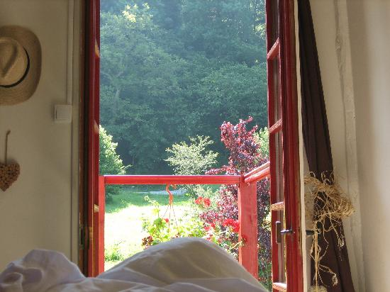 La Maison de Christelle: View from your bed