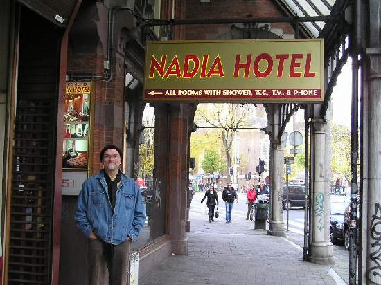 Hotel Nadia Amsterdam Check In