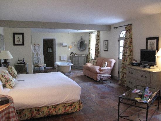 Hotel Crillon le Brave: room 32