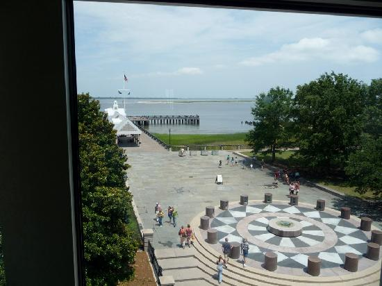 Harbourview Inn: View from Deluxe Harbourview Room